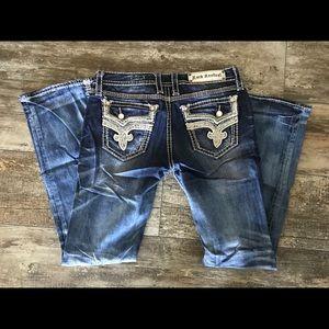Rock Revival Boot cut Jeans!!